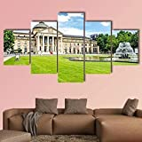 JJJKK Bilder Kunstdrucke - 5 Teilige Wandbilder -