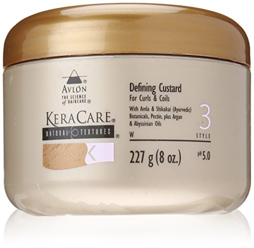 KeraCare Defining Custard For Curls And Coils 227g