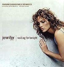 "Waiting For Tonight (Futureshock/Hex Remixes) - Jennifer Lopez 12"""