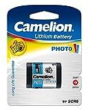 Camelion 2CR5-BP1 - Batería/Pila (Litio, 1400 mAh, 6 V, 44.7 mm, 16.7 mm, 33.7 mm)