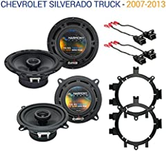 Best 2008 chevy silverado speakers Reviews