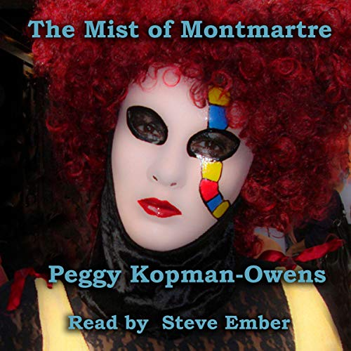 The Mist of Montmartre audiobook cover art