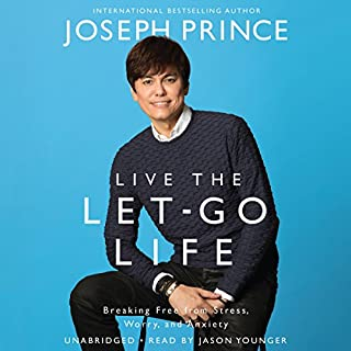 Live the Let-Go Life cover art