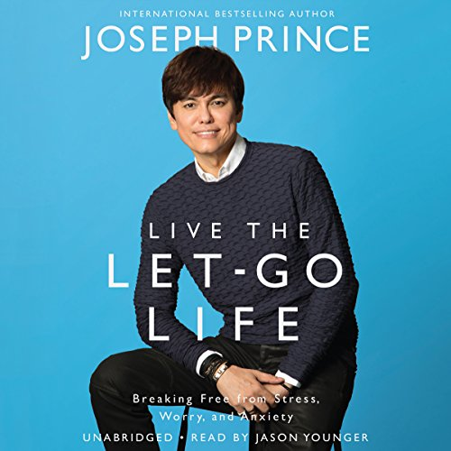 Live the Let-Go Life audiobook cover art