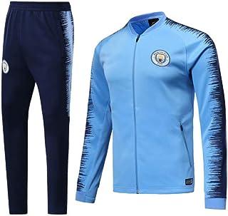 deb7611ab375f Shi18sport Costume De Football Maillot Club À Manches Longues Costume De  Compétition