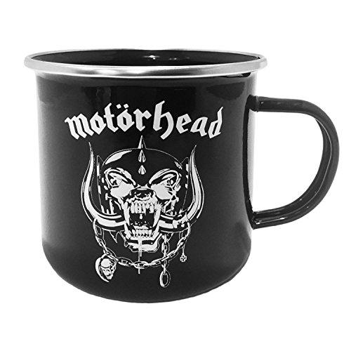 Motörhead XL Tasse WARPIG Emaille Kaffeebecher - 500 ml