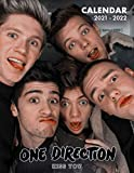 One Direction: 2021 ? 2022 Calendar ? 18 months ? 8.5 x 11 inch High Quality Images