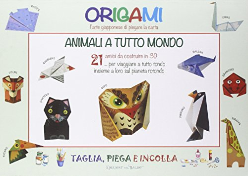 Origami. L'arte giapponese di piegare la carta