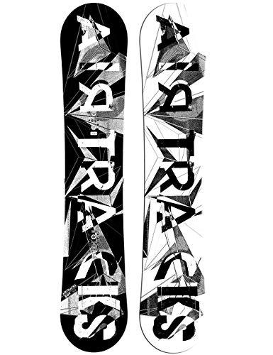 Airtracks BWF Camber - Tavola da snowboard, 159 cm