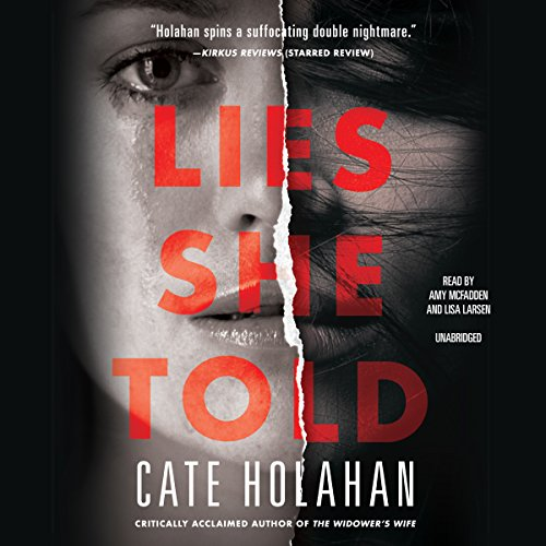 Lies She Told audiobook cover art