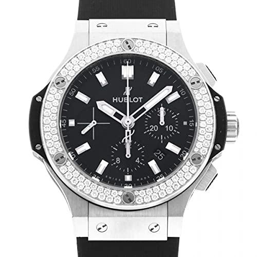 ウブロ HUBLOT ビッグバン エボリューション 301.SX.1170.RX.1104 ブラック文字盤 中古 腕時計 メンズ (W207197) [並行輸入品]