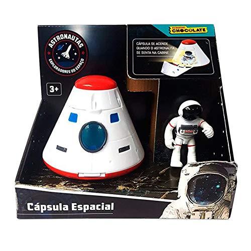 Cápsula Espacial - Linha Astronautas