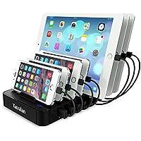Kavalan 7 Port USB Charging Station Dock with 2 PD Charging Port