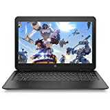 HP Pavilion 15-bc450ns - Ordenador portátil 15.6' FullHD (Intel Core i5-8300H, 8GB RAM, 1TB HDD + 128GB SSD, Nvidia GeForce GTX1050-4GB, Freedos), Negro