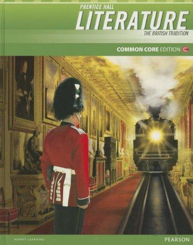 Price comparison product image Prentice Hall Literature 2012 Common Core Student Edition Grade 12