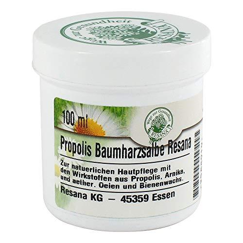 Propolis Baumharzsalbe Resana zur natürlichen Hautpflege, 100 ml Salbe