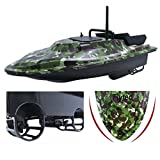 DingLong Fischfinder Futterboot,Angeln RC Boot Fishing Bait Boat 2,4 G,High Speed Baitboat...