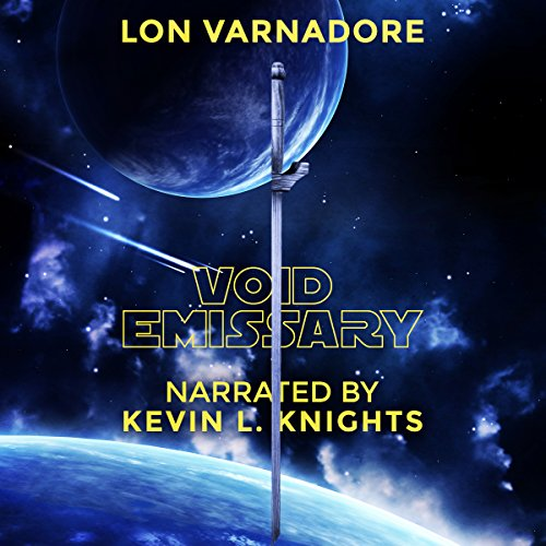 Void Emissary audiobook cover art
