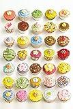1art1 59899 Muffins Poster - Süße Muffins von Howard