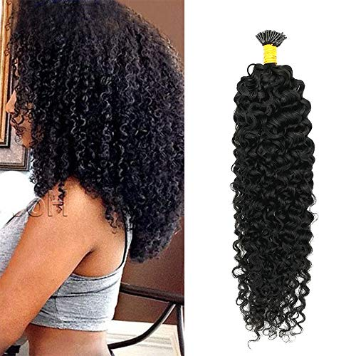 Brazilian African American Fusion Hair Extensions