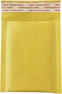 30 Pack 3.5x5 Inches Small Padded Envelopes Kraft Bubble Mailers Self Seal Shipping Envelopes Bags