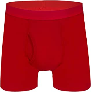 Natural Feelings Boxer Briefs Mens Underwear Men Pack of 1-7 Soft Cotton Open Fly Underwear