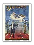 The Great Jansen - America's Greatest Transformist - The