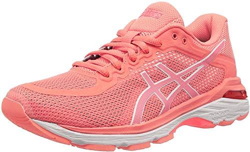ASICS T859N-0601, Zapatillas de Running para Mujer, Rosa, 42 EU