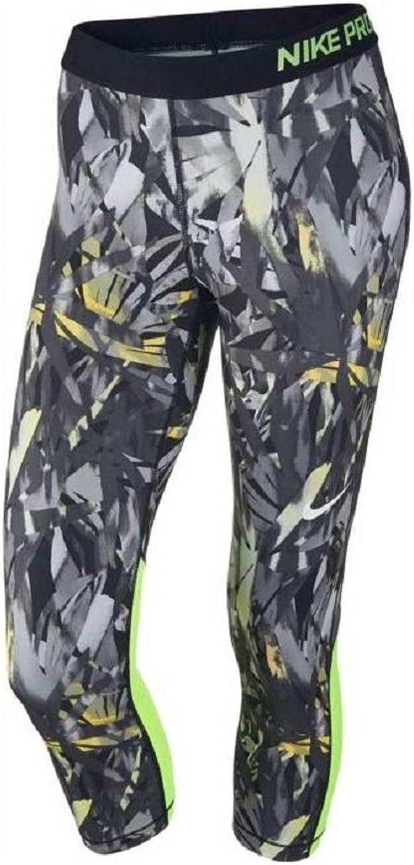 Nike W np CL CPRI Painted Palms Hose, Damen