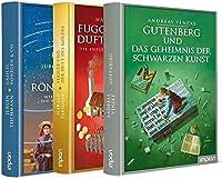 Die Neuzeit im Paket: Galilei, Roentgen & Co. | Fugger und der Duft des Goldes | Gutenberg und das Geheimnis der schwarzen Kunst