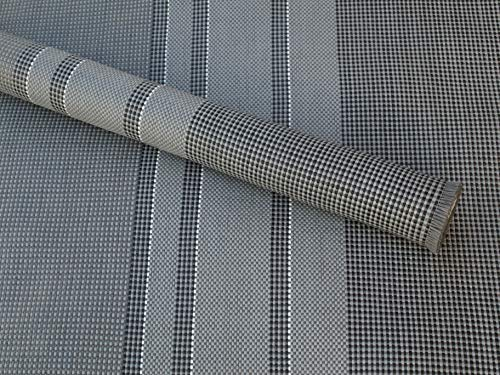 Arisol Classic Zeltteppich, klassisch, Grau, 2,5 x 4,5 m, 2.5x4.5cm