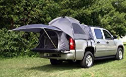 truck tent camping