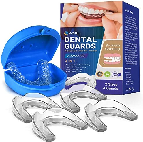 Mouth Guard for Grinding Teeth Night Guard Moldable Dental Guard Professional Mouth Grinding product image