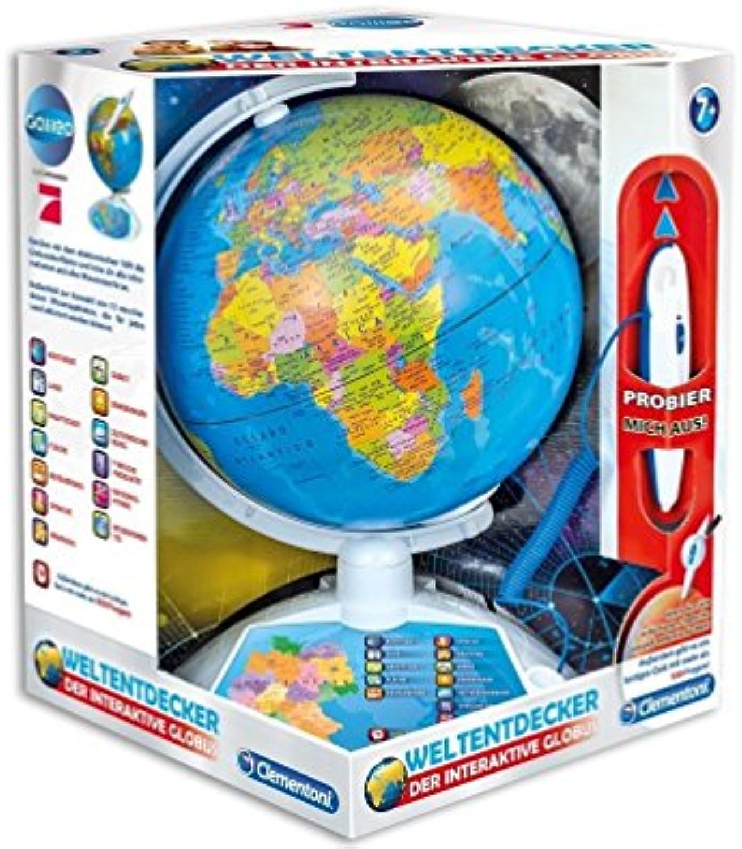 Galileo 69362.7 - Weltentdecker, Der interaktive Globus