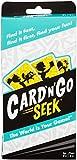 Card 'n Go Seek - Speedy scavenger-hunt card game