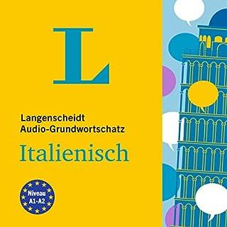 Langenscheidt Grundwortschatz Italienisch Titelbild