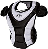 Champro Girl's Chest Protector (Black, 15-Inch length)