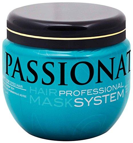 Máscara Pass ionate pelo con borde de Argán.–para pelo–700ml