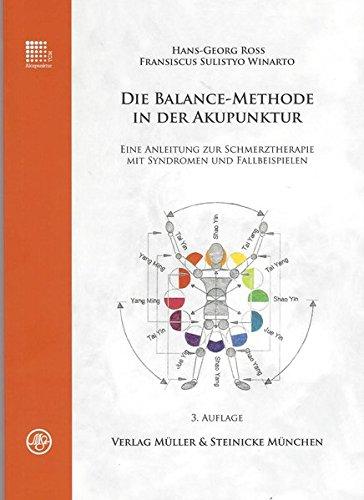 Die Balance-Methode in der Akupunktur: Eine Anleitung zur Schmerztherapie mit Syndromen und Fallbeispielen