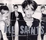850 Miscellaneous - All Saints - I Know Where It's At - London Records - LONCD 398, London Records - INT 850 979-2