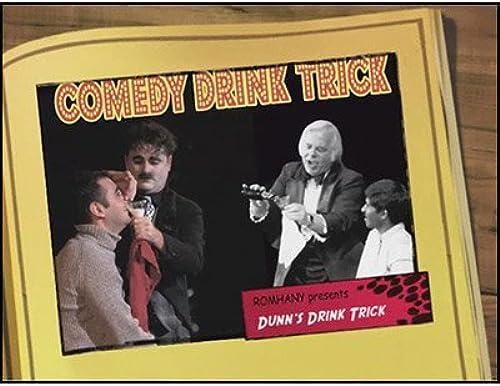 murphys Comedy Drink Trick by Paul Romhany - Trick