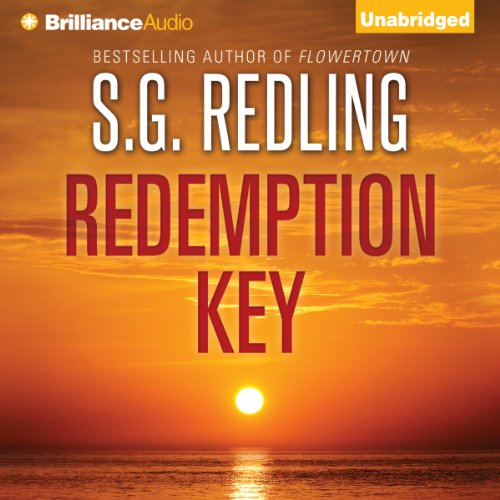Redemption Key audiobook cover art