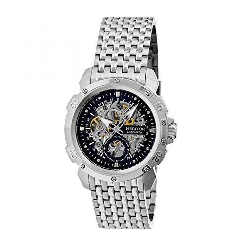 HERITOR - Herren -Armbanduhr- HERHR2502