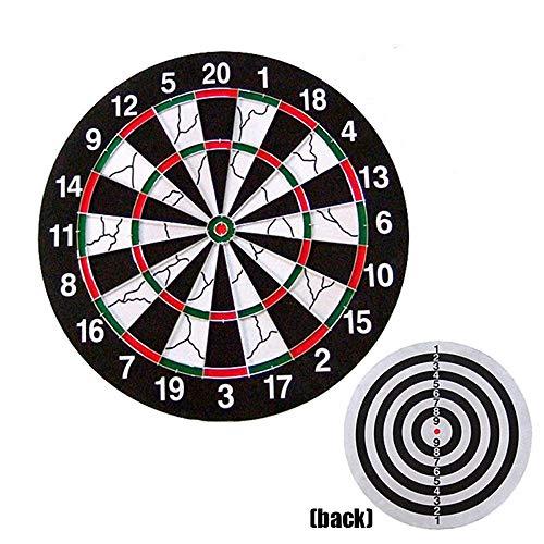 Dart Bordspel, Dartbord Set, Met 6 Darts, Geschikt Voor Volwassen Kinderen Familie