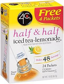 4C Half & Half Iced Tea/Lemonade Stix 24 pk. (Pack of 3)