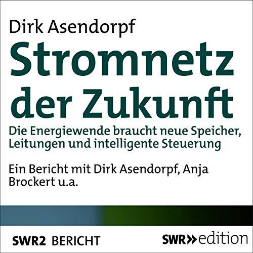 Stromnetz der Zukunft     Die Energiewende braucht neue Speicher, Leitungen und intelligente Steuerung              By:                                                                                                                                 Dirk Asendorpf                               Narrated by:                                                                                                                                 Dirk Asendorpf,                                                                                        Anja Brockert                      Length: 27 mins     Not rated yet     Overall 0.0