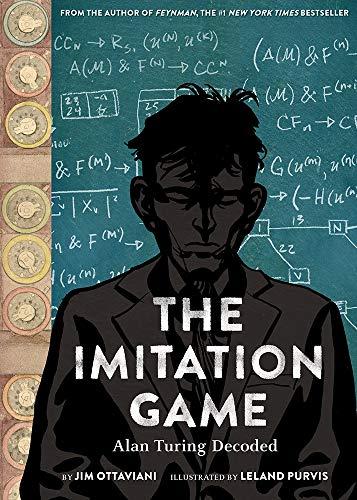The Imitation Game (Graphic Novel) by Jim Ottaviani
