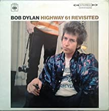 Bob Dylan - Highway 61 Revisited - CBS - S 62572, CBS - CS 9189