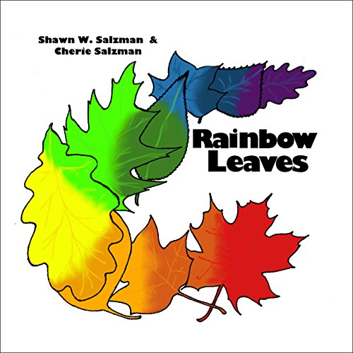 Rainbow Leaves audiobook cover art