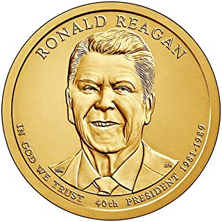 2016 S Proof Ronald Reagan Presidential Dollar Choice Uncirculated US Mint